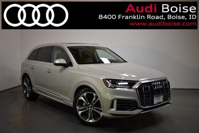 2021 - Audi - Q7 - $80,619