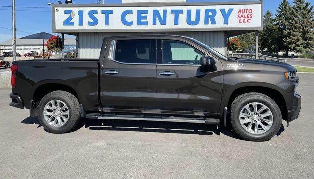 2021 - Chevrolet - Silverado 1500 - $69,533