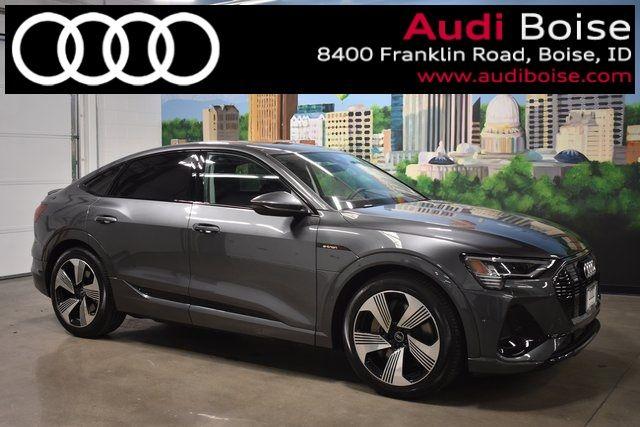 2021 - Audi - E-tron - $90,925