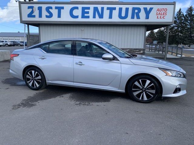 2020 - Nissan - Altima - $21,093