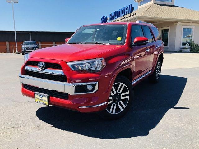 2018 - Toyota - 4Runner - $39,950