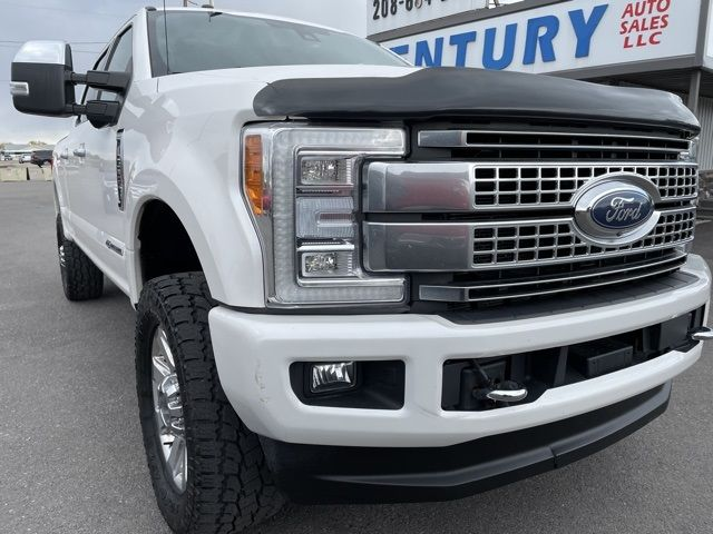 2018 - Ford - F-350SD - $64,911