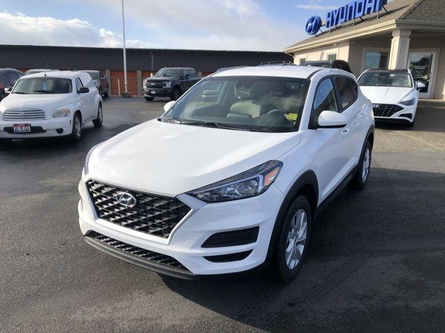 2020 - Hyundai - Tucson - $0