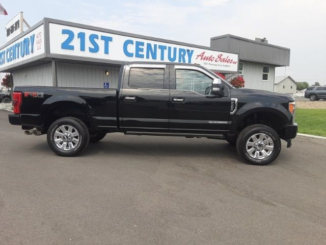 2017 - Ford - F-350SD - $66,338
