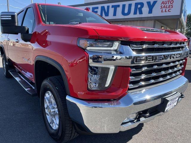 2021 - Chevrolet - Silverado 3500HD - $80,315