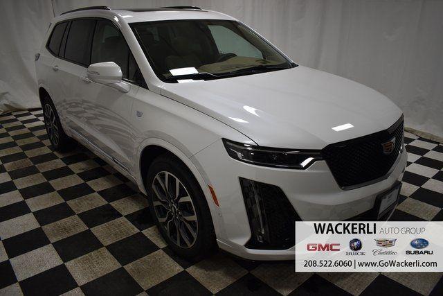2021 - Cadillac - XT6 - $63,031