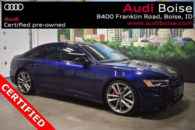 2021 - Audi - S6 - $78,999