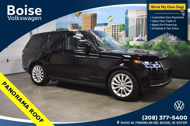 2020 - Land Rover - Range Rover - $86,999