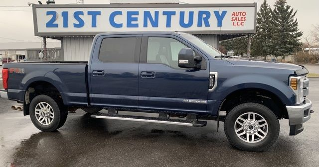 2018 - Ford - F-350SD - $46,455