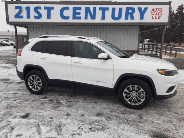 2020 - Jeep - Cherokee - $23,024