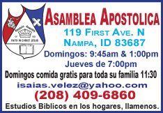 Asamblea Apostolica