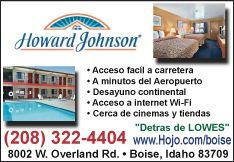 Howard Johnson Motel - Boise
