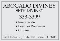 Abogado Seth Diviney