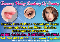 Treasure Valley Academy of Beauty