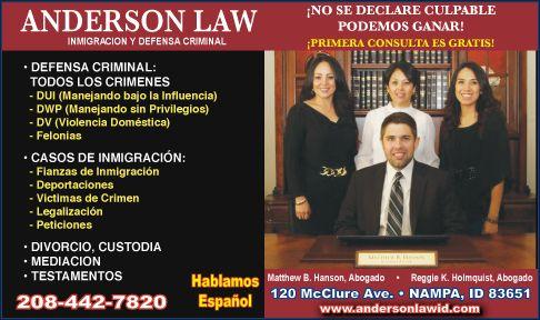 Anderson Law