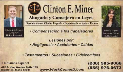 Clinton E. Miner