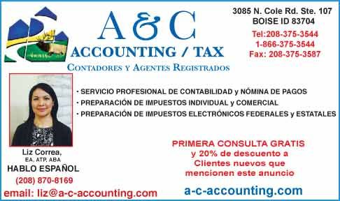 A & C Accounting / Tax