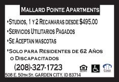 Mallard Pointe Apartments