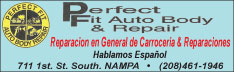 Perfect Fit Auto Body & Repair