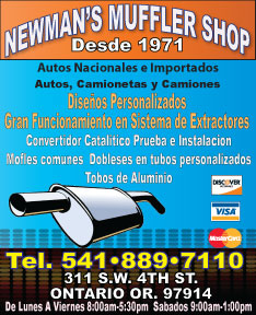 Newman's Muffler Shop