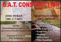 G.A.T. Construction LLC