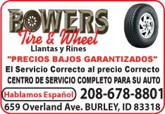 Bowers Tire and Wheel