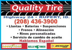 Quaility Tire