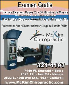 McKim Chiropractic