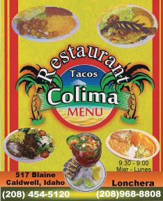 Tacos Colima
