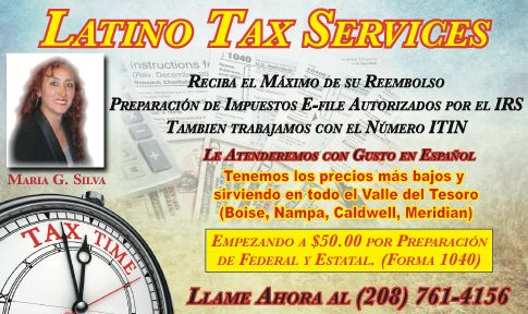 Latino Tax Services