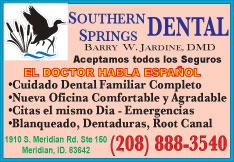 Southern Springs Dental