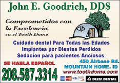 John E. Goodrich, DDS
