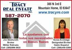 Tracy Real Estate Inc.