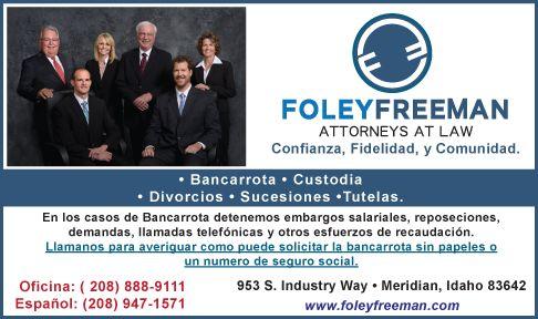 Foley Freeman Attorneys at Law