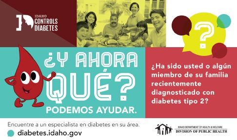 Idaho Controls Diabetes