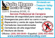 Safe Home Lock And Key