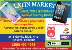 Latin Market