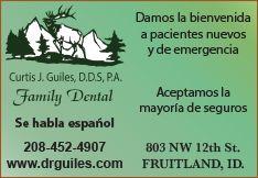 Curtis J. Guiles, D.D.S., P.A. Family Dental