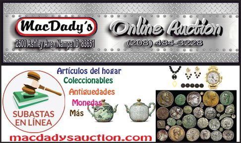 Mac Dady's Online Auctions