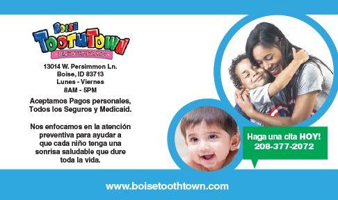 Boise Toothtown Dentistry for Kids