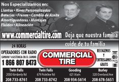 Commercial Tire MV