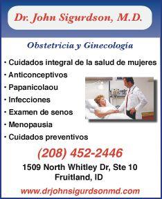 Dr. Sigurdson, M.D.