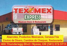 Tex Mex Express