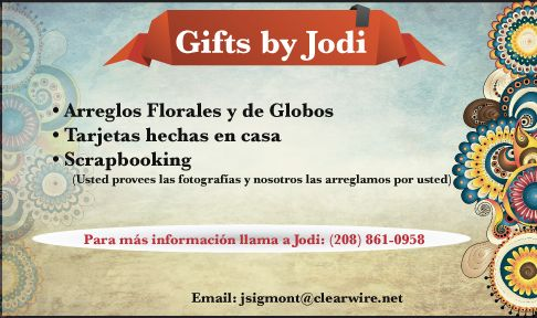 Gifts by Jodi