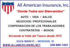 All American Insurance, Inc.