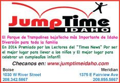 Jump Time Idaho