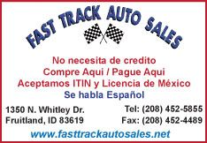 Fast Track Auto
