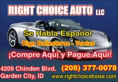 Right Choice Auto