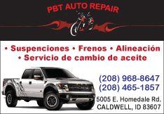 PBT Auto Repair