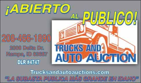 Truck and Auto Auction